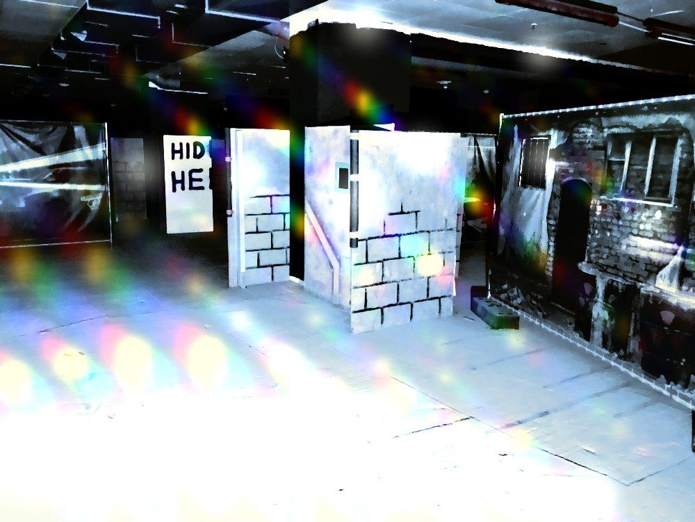 Laserzone X Galerie